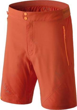 TRANSALPER LIGHT DYNASTRETCH SHORTS - MEN - oranžová