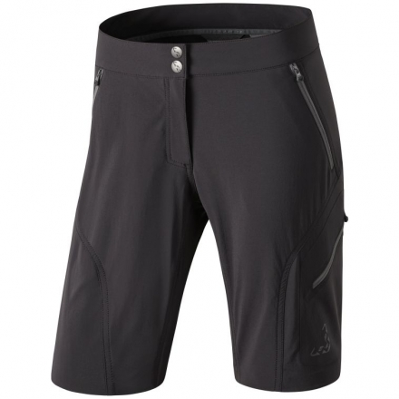 TRANSALPER DYNASTRETCH SHORTS - WOMAN - černá