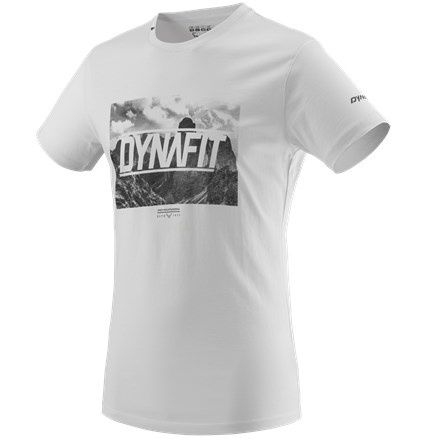 DIGITAL CO M S/S TEE - nimbus/0980 DOLOMITES