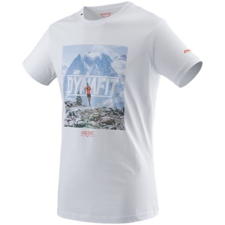 DIGITAL CO M S/S TEE - white/4890 STONEMAN