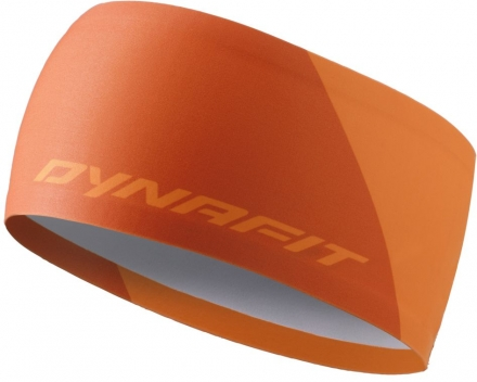 Performance Dry Headband - fluo orange